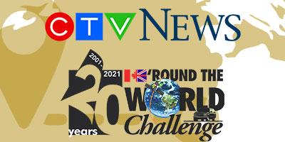 CTV News Round The World Challenge