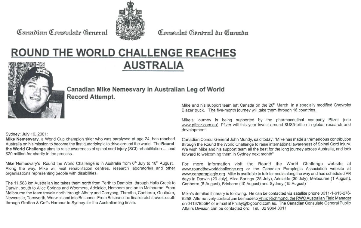 Round The World Challenge - Episode 4